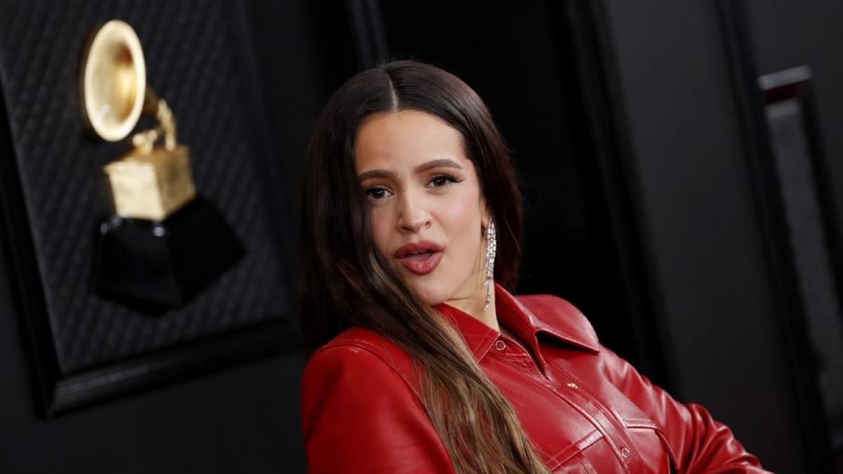 Rosalía y Alejandro Sanz triunfan en los premios latinos de los Grammy