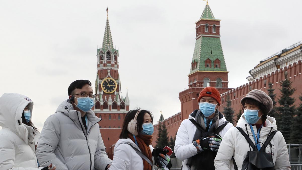 Rusia suspende la entrada de ciudadanos chinos para frenar la propagación del coronavirus
