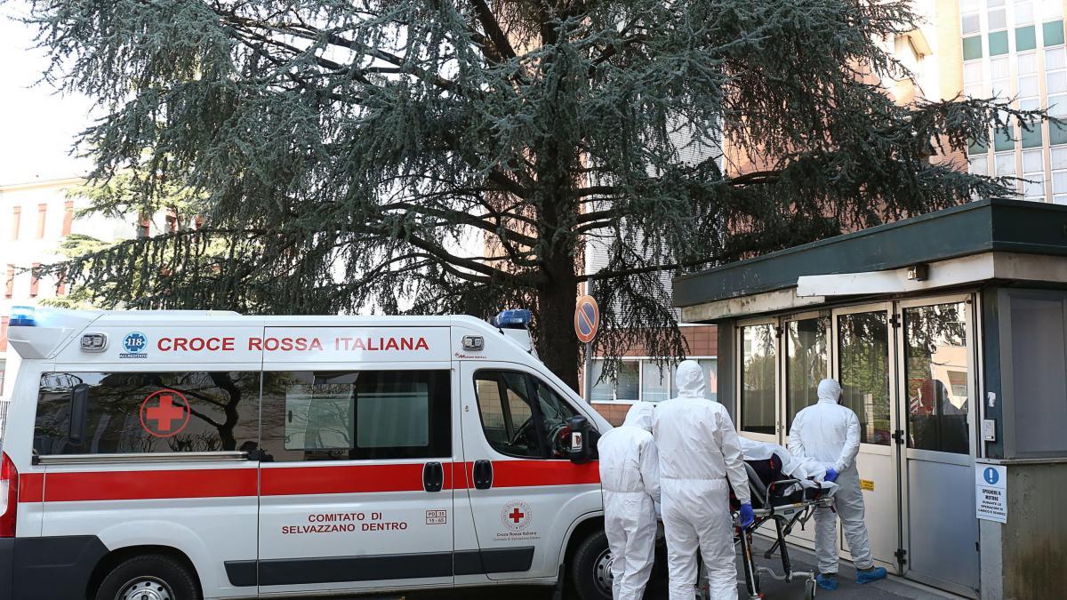 Quinta muerte por coronavirus en Italia, donde ya hay más..