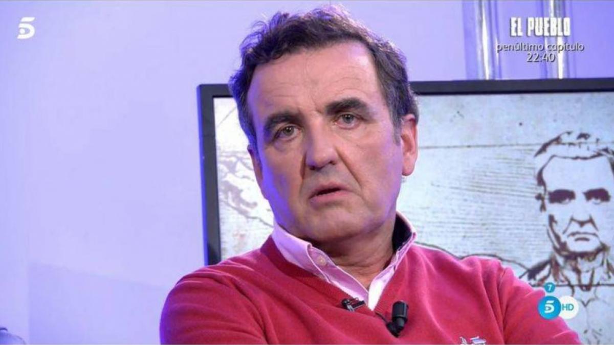 """Antonio Montero desvela en 'Sálvame' que tuvo cáncer: """"Si la tengo que palmar, la palmo"""""""