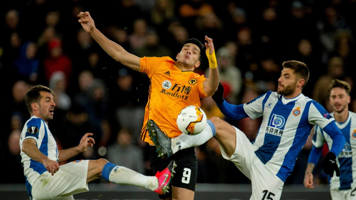 Sigue en directo el Espanyol vs. Wolverhampton de dieciseisavos de Europa League