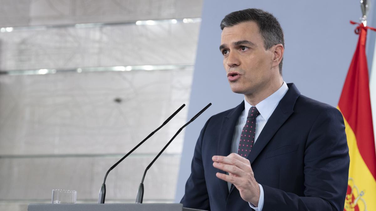 Sánchez aprueba el estado de alarma con voluntad de alargarlo hasta mayo con toque de queda nocturno y movilidad limitada
