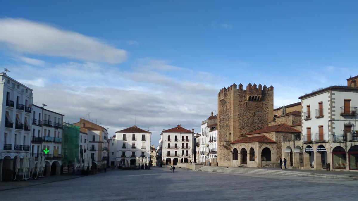 Horario del toque de queda en Extremadura durante el estado de alarma en España