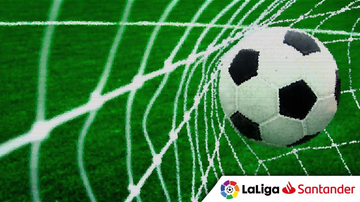 Así fue el gol de Luis Suárez (1-0) en el Barça vs Espanyol - Jornada 35 Liga Santander 19-20