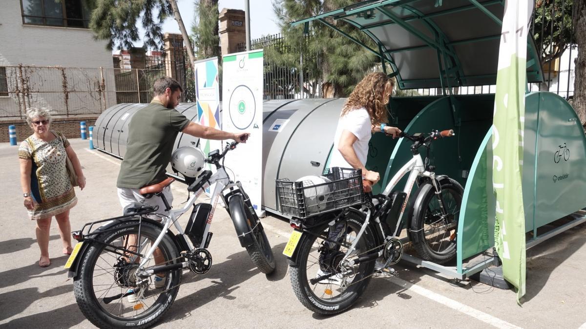 Promálaga completa el proyecto Elviten, de movilidad sostenible, con 6.000 viajes y 26.000 kilómetros 1