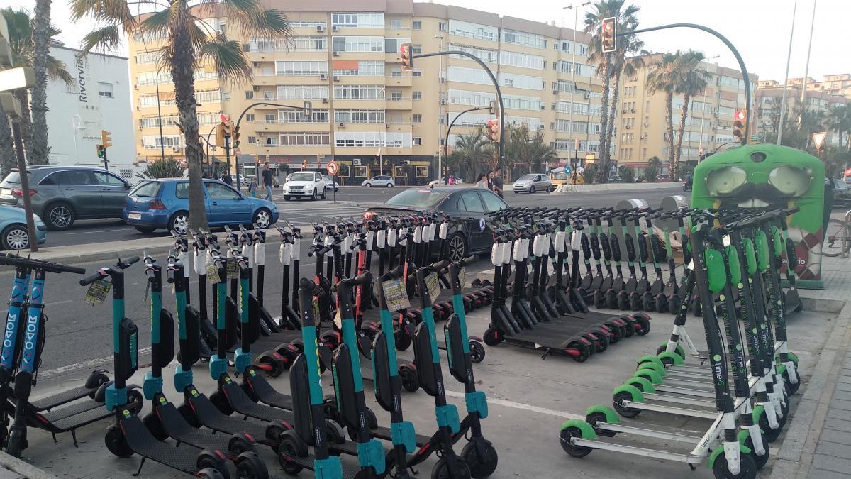 El PSOE pide una ordenanza que regule el uso de los patinetes eléctricos 1