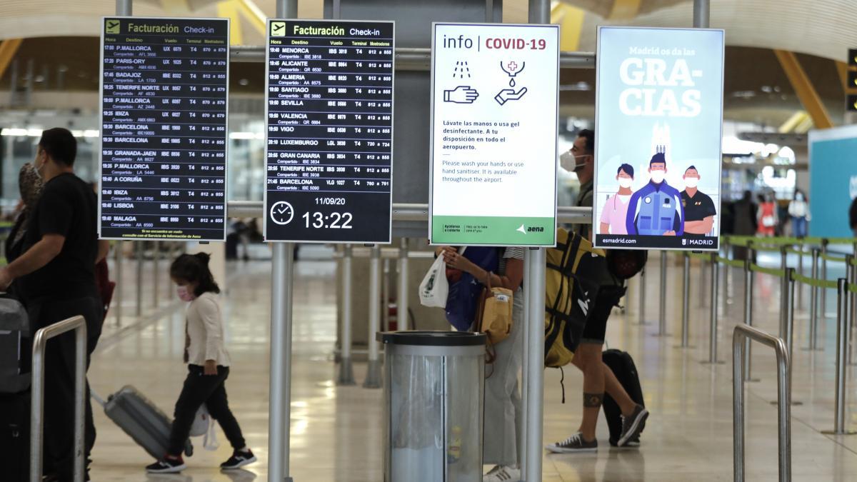 Estado de alarma en España: ¿puedo coger un avión a otra ciudad? ¿Y a otro país?