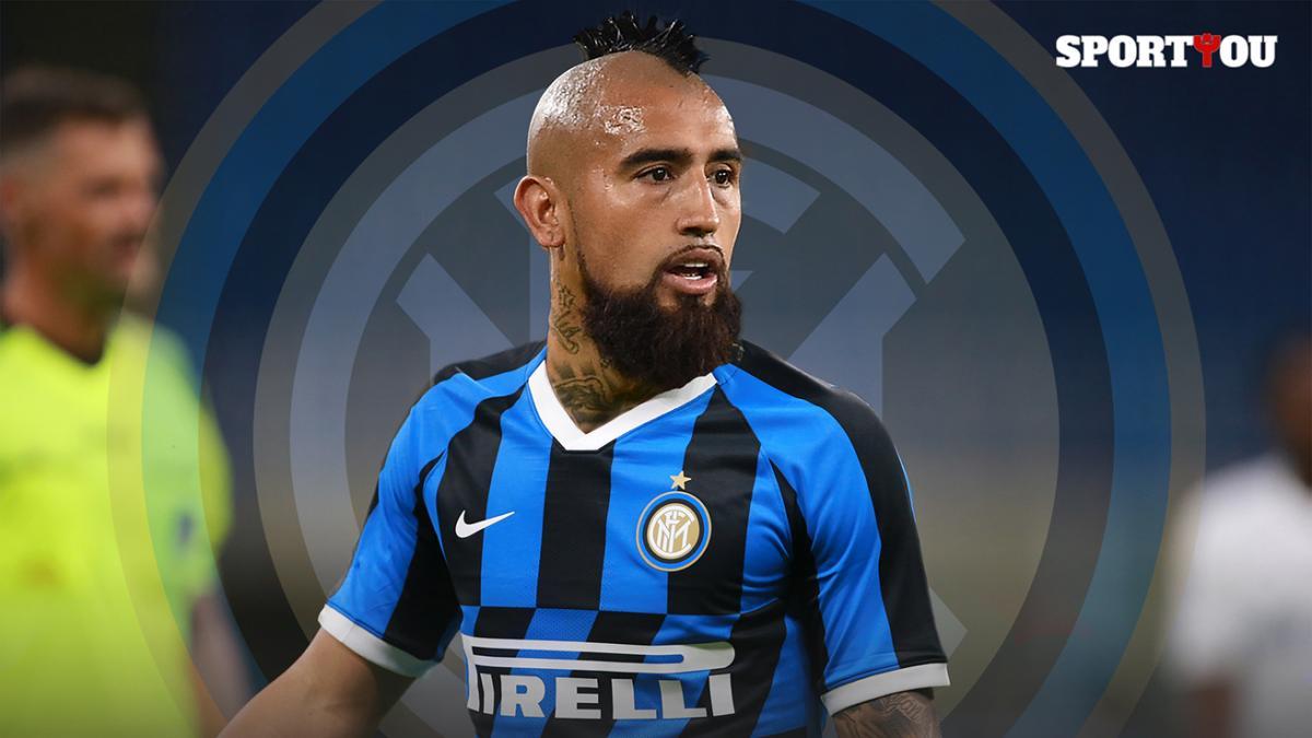 Preocupación en Inter: Vidal es duda para la fecha clave de la Champions