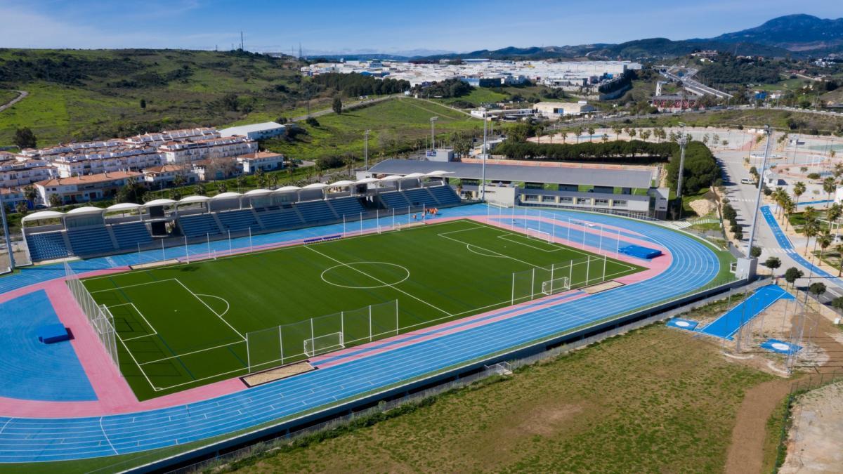 Cvirus.- Estepona inicia la nueva temporada de las Escuelas Deportivas Municipales con medidas contra COVID 2