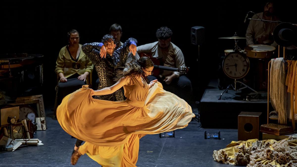 Terral de Málaga encara el final de septiembre con el baile flamenco de Luisa Palicio 2