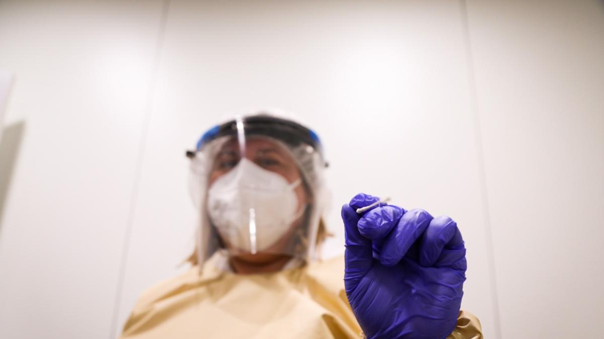Cvirus.- Málaga suma 311 nuevos casos en una jornada con cuatro fallecidos 2