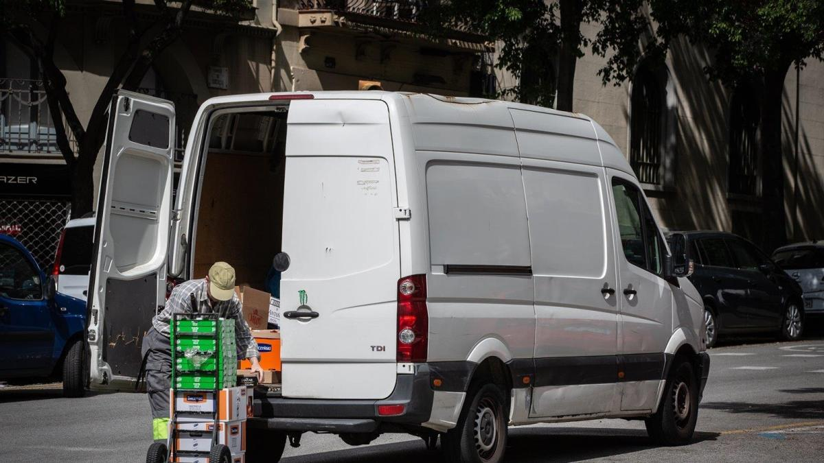 La DGT inicia una campaña de vigilancia a furgonetas que en Málaga superaban las 90.000 unidades en 2019 2