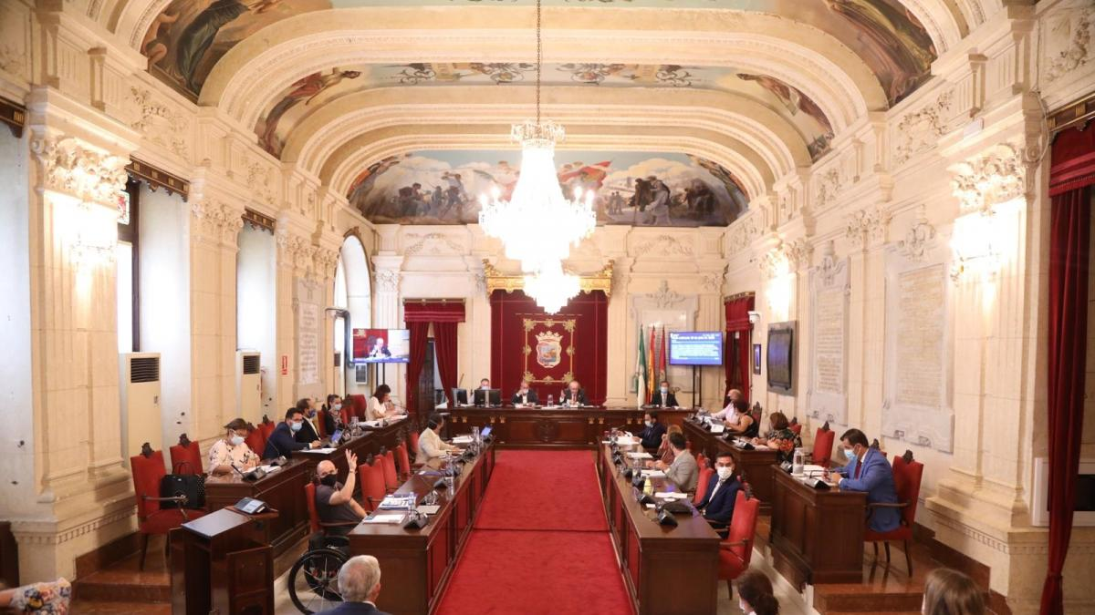 El futuro de la parcela del Astoria y Victoria y el cierre de Coca-Cola, a debate en el pleno de Málaga 2