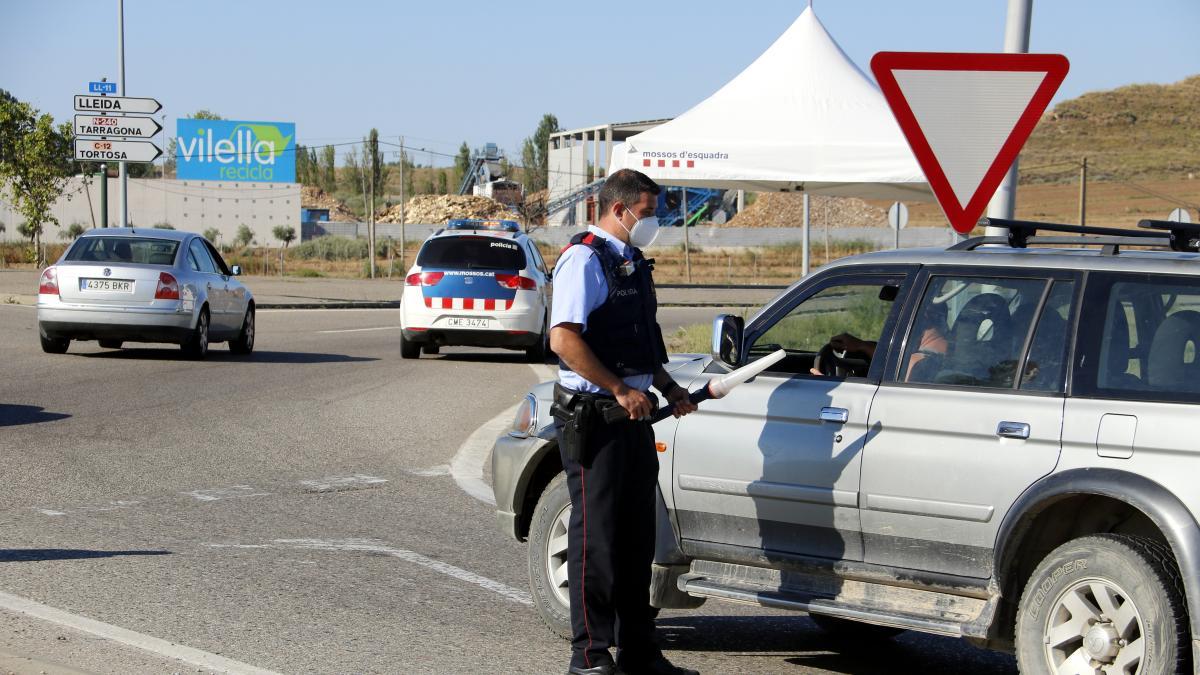 Cataluña se cierra perimetralmente 15 días y decreta el confinamiento de los municipios los fines de semana