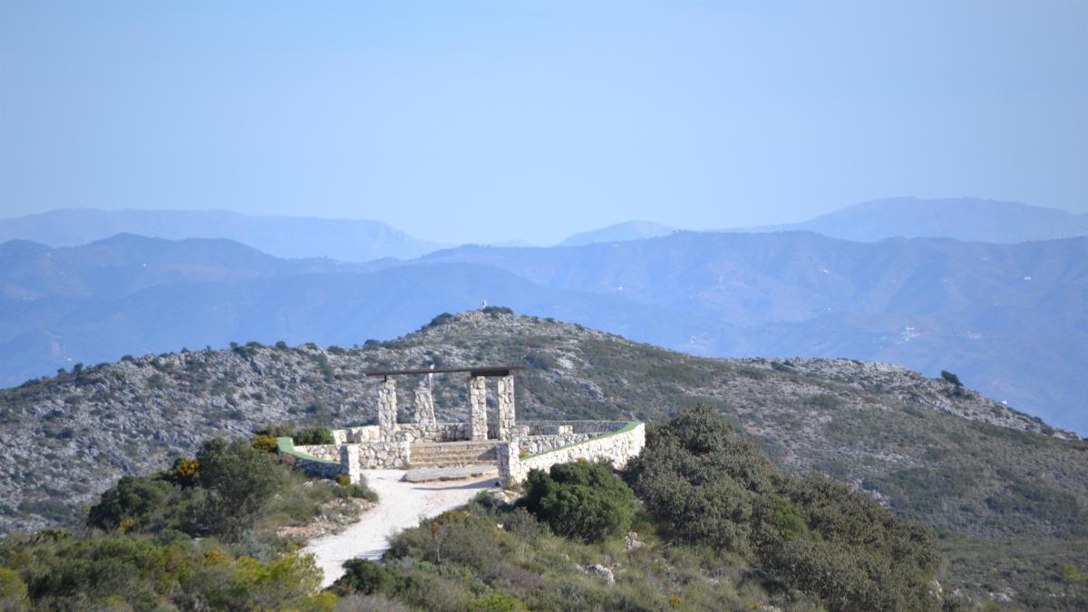 La Diputación trabaja en la reapertura del albergue y el refugio de La Cañada del Lobo, en Torremolinos 2