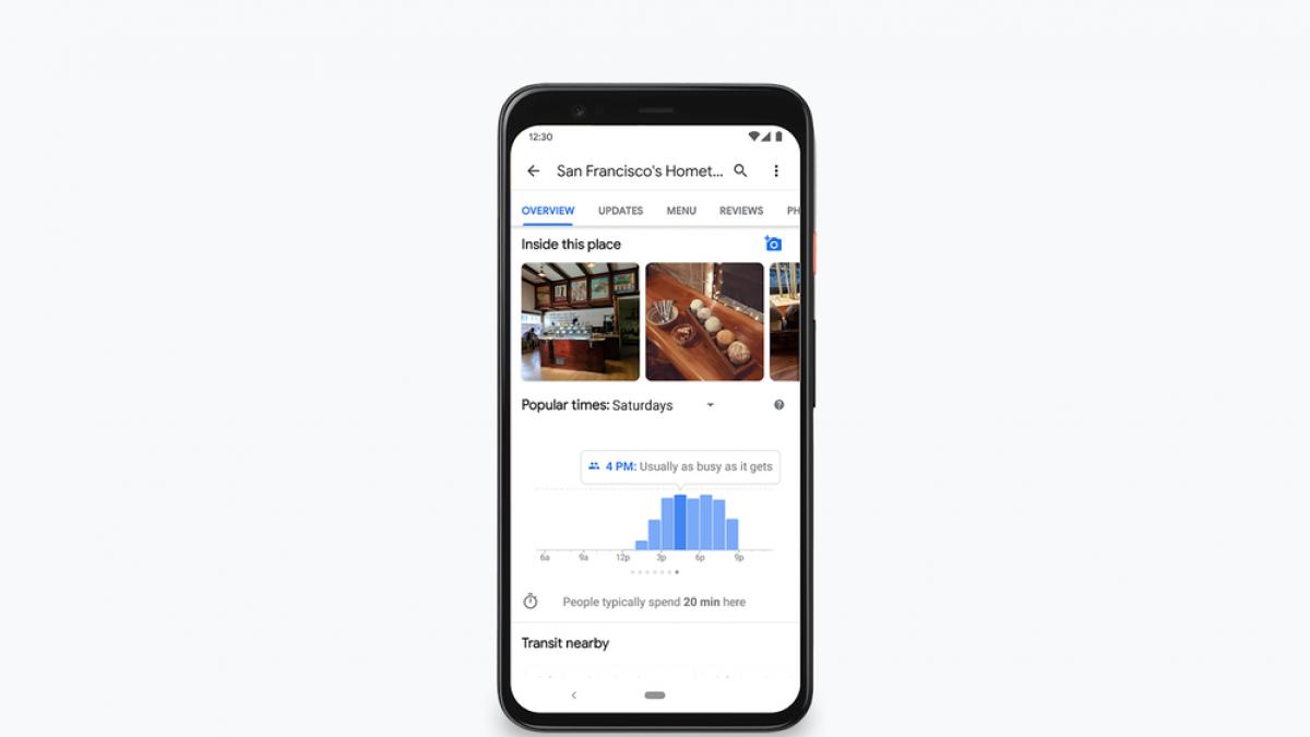 Evitar aglomeraciones gracias a tu móvil: así puedes consultar en tiempo real la afluencia de gente en el sitio al que vas