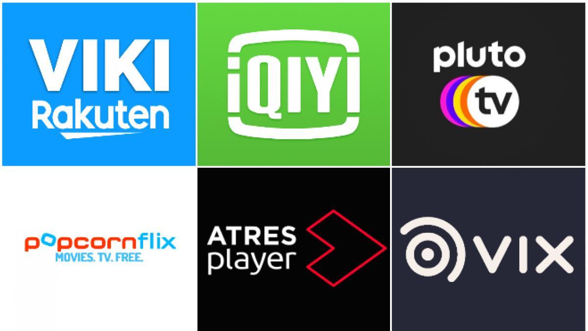 Alternativas gratis a Netflix o Amazon Prime: plataformas con cine y series de libre acceso