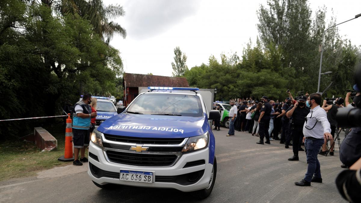 La autopsia revela los motivos oficiales de la muerte de Maradona