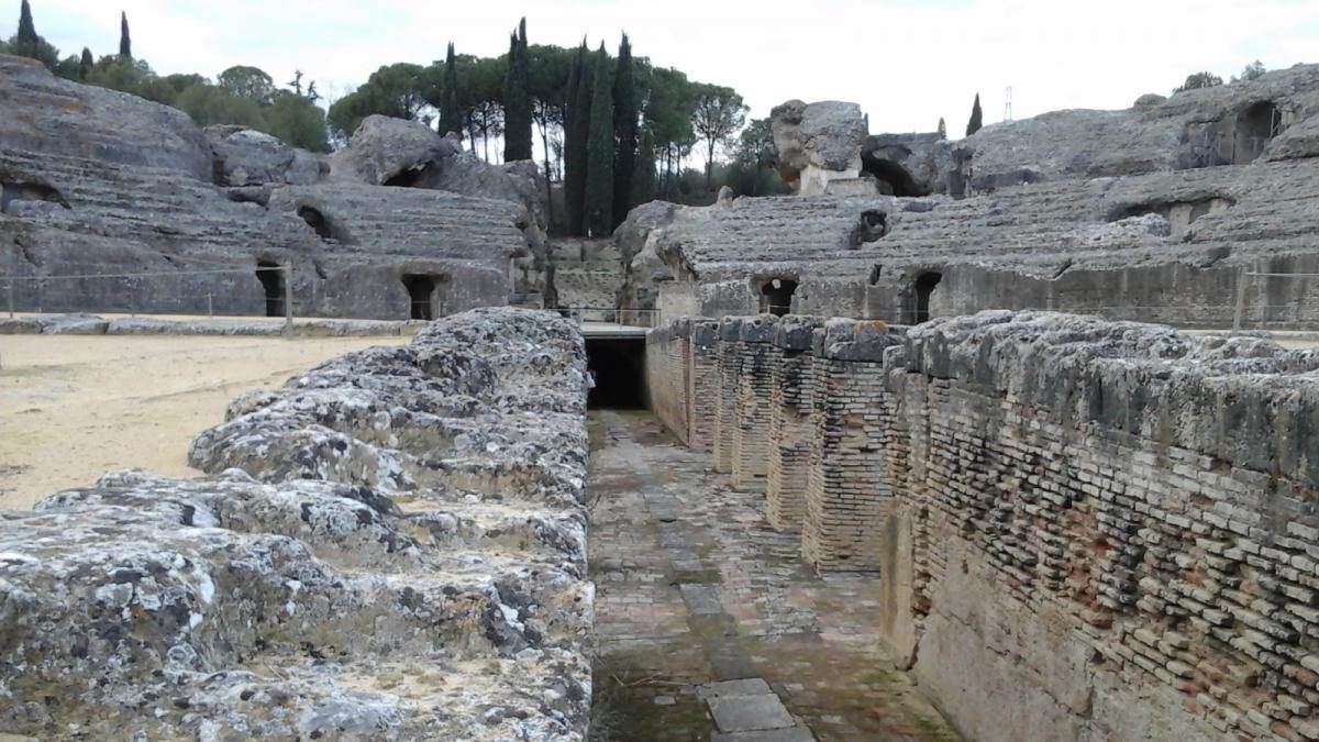 La candidatura de Itálica a la Unesco avanza con la tercera reunión del grupo de trabajo del formulario