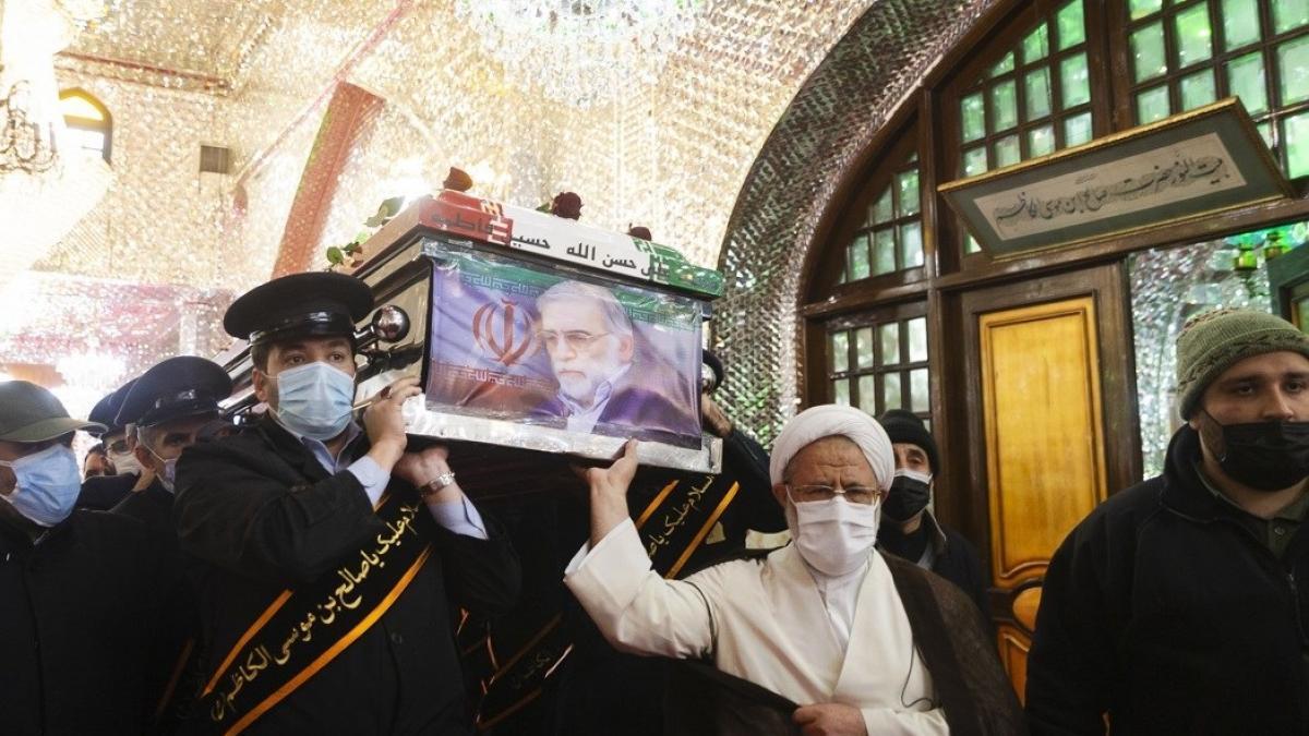 Asesinato por control remoto: así han matado al supuesto líder del programa nuclear de Irán