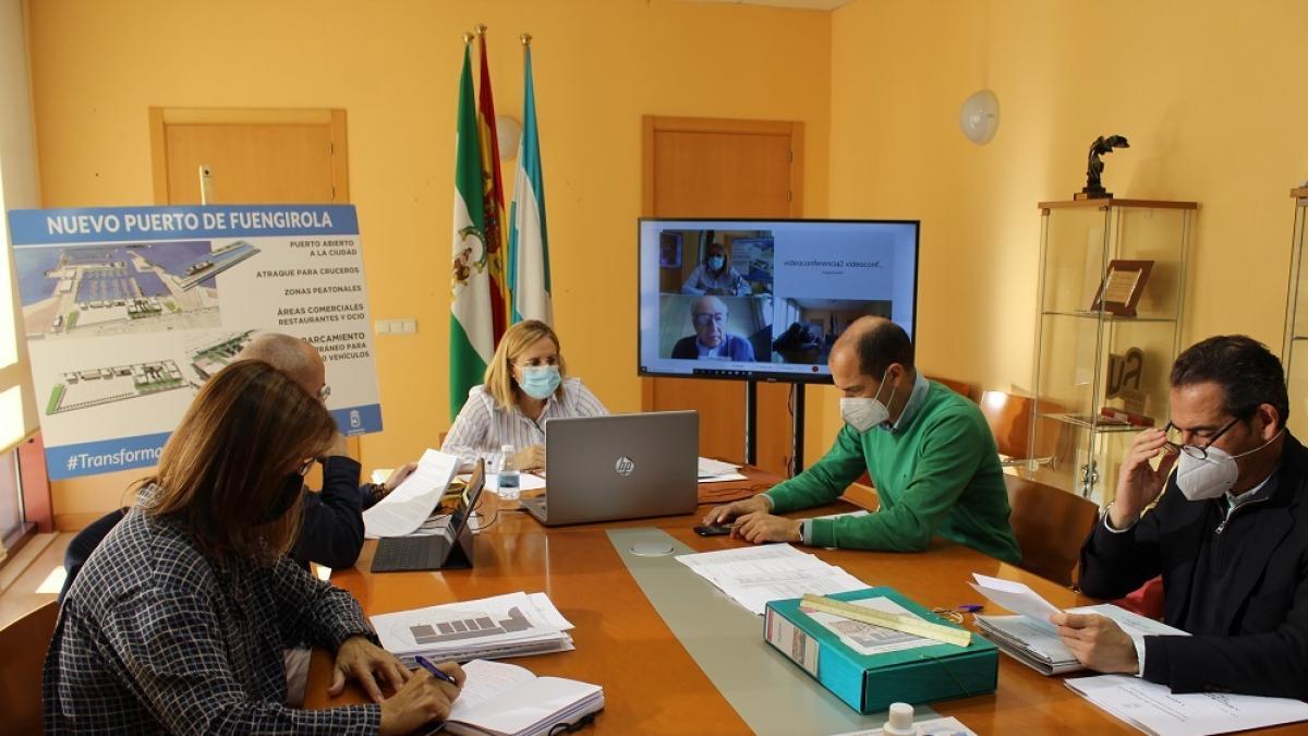 El proyecto del nuevo puerto de Fuengirola recibe el visto bueno de APPA, dependiente de Consejería de Fomento 1