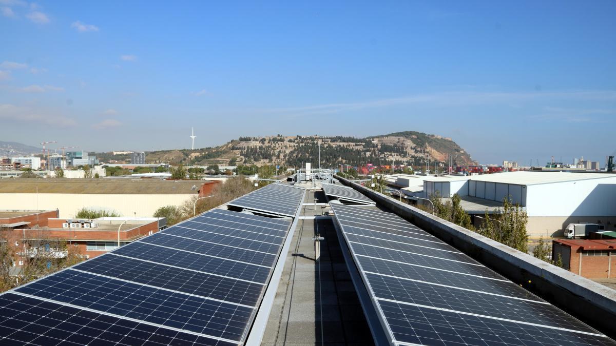 Barcelona invierte 50 millones para atraer fondos privados que quieran fomentar la energía verde