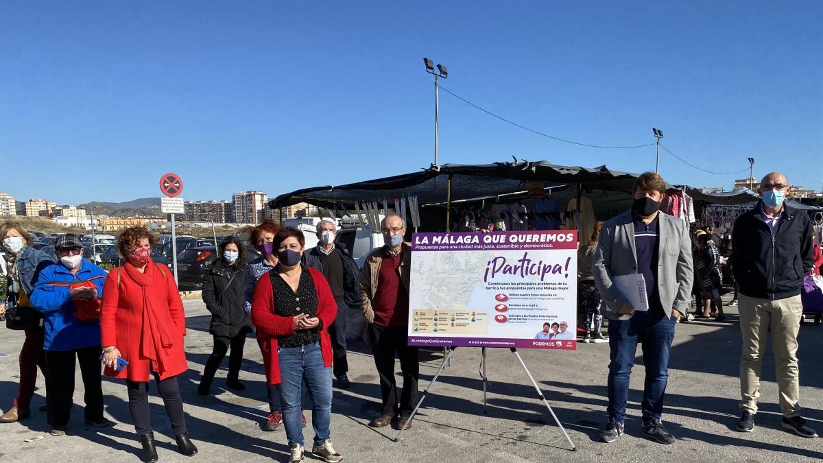 Adelante pone en marcha una campaña para la elaboración participativa del presupuesto de Málaga para 2021 1