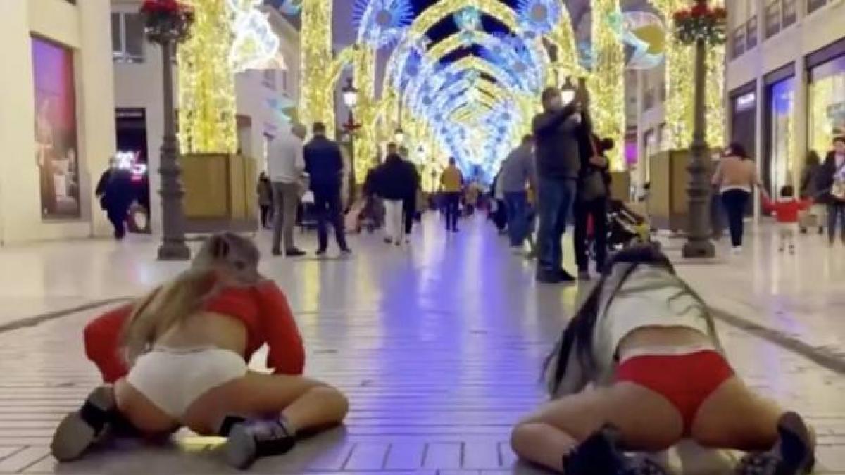El twerking 'no apto para niños' de dos profesoras de Málaga que está levantando polémica 1