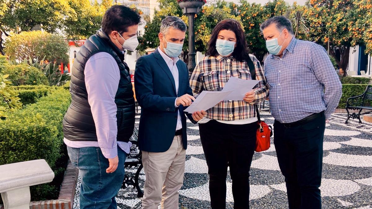 PSOE de Marbella pide la creación de un plan de empleo y ayudas directas al comercio y la hostelería 1