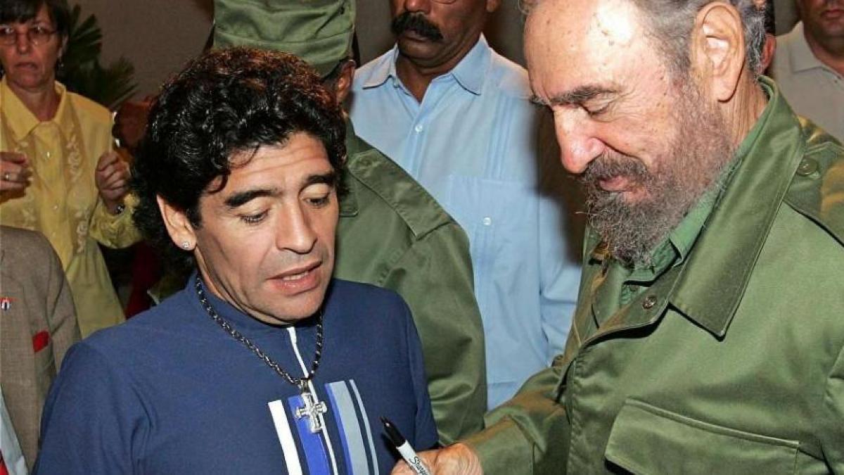 Diego Maradona: Adiós, a una Leyenda cover image