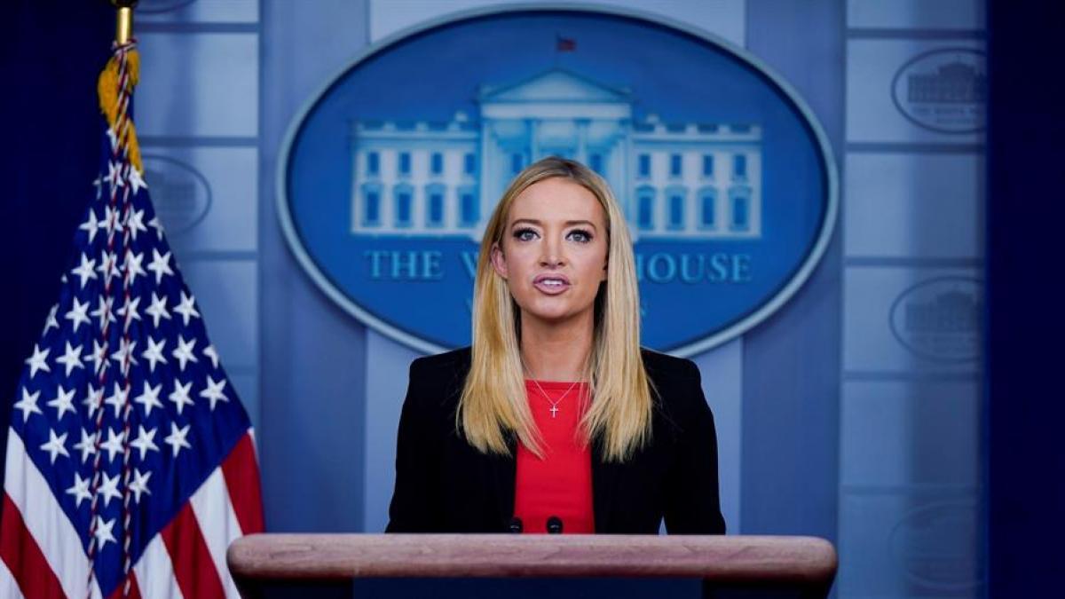 """La Casa Blanca trata de desmarcarse del asalto al Capitolio: """"El presidente lo condena en los términos más enérgicos"""""""