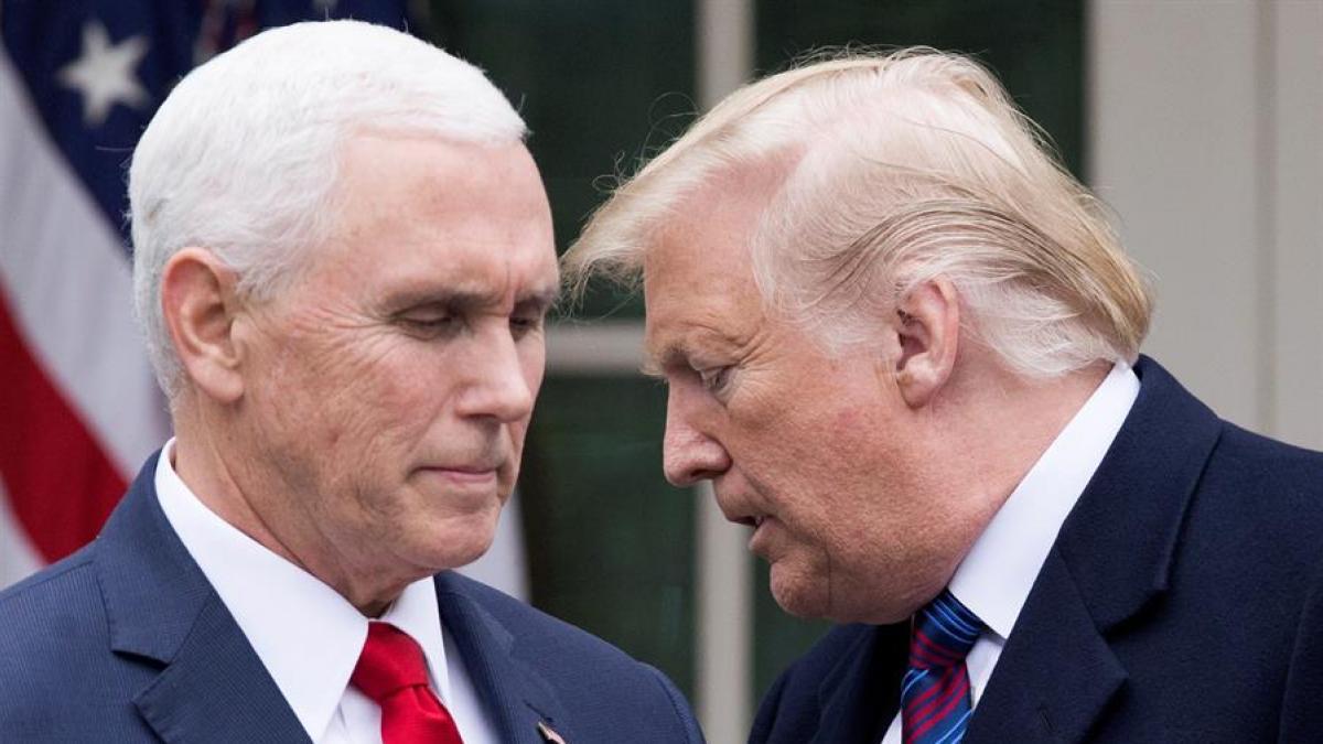 """¿Tiene sentido ahora un 'impeachment' contra Trump? """"Le inhabilitaría de por vida y no se podría presentar en 2024"""""""
