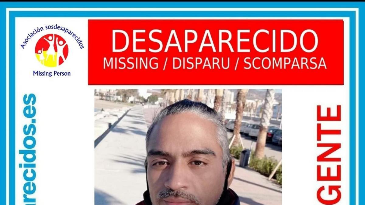 cartel-de-sos-sobre-un-hombre-desapareci