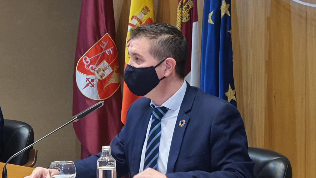 Diputación Albacete propondrá una enmienda presupuestaria para cubrir gastos de ayuntamientos por 'Filomena'