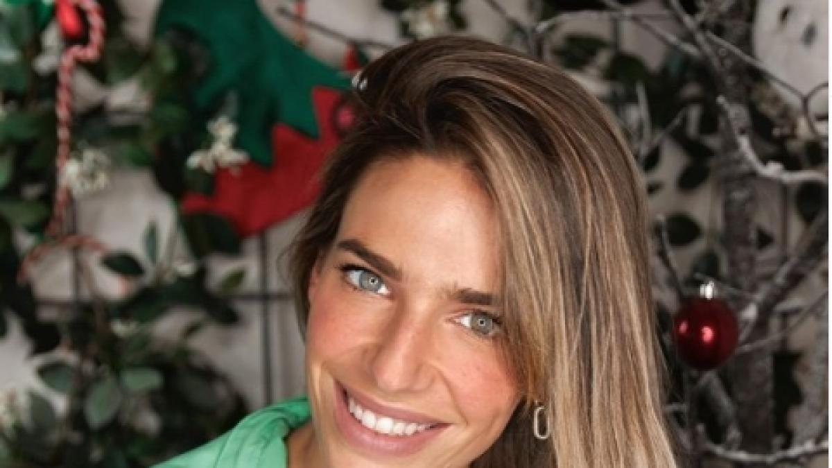 Filomena deja atrapada a Flora González, la 'chica del tiempo' de Telecinco, en Gran Canaria