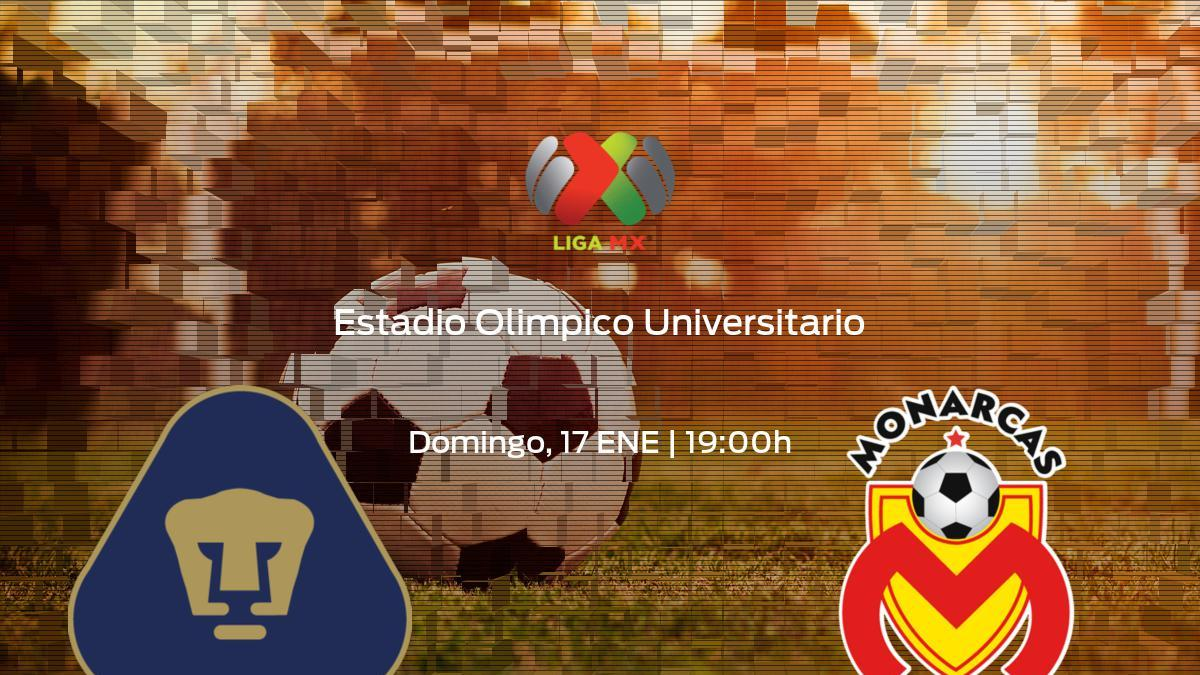 Previa del encuentro: el Pumas UNAM recibe al Mazatlán en la segunda jornada