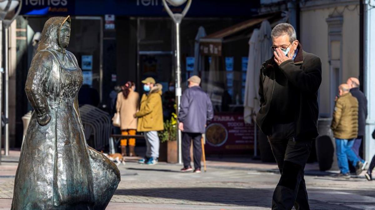 Asturias aplicará cierres y limitará la actividad económica por municipios