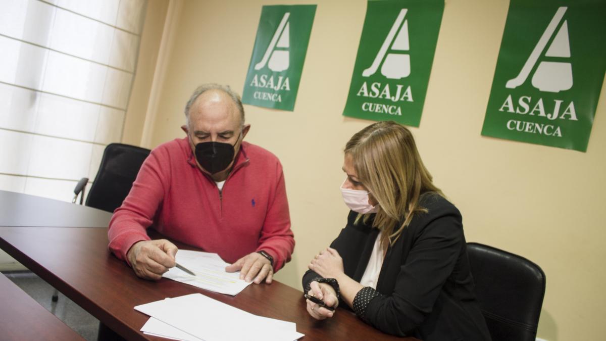 """Asaja C-LM evaluará los daños por el temporal el día 25 y advierte que tendrá """"tolerancia 0"""" con las administraciones"""