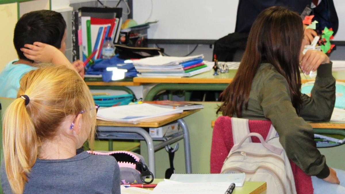 Un total de 41 centros educativos de la provincia de Toledo retoman las clases presenciales