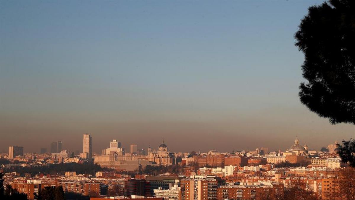 """Expertos certifican la calidad del aire en España como """"un problema de salud pública"""""""