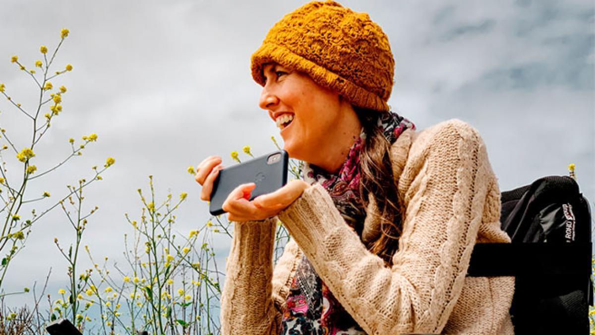 Cómo hacer fotos con la voz en tu iPhone