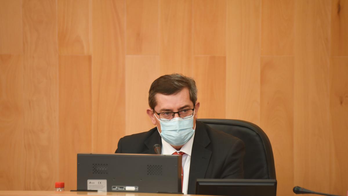 La Diputación ofrece colaboración técnica, económica y jurídica a los municipios afectados por los terremotos
