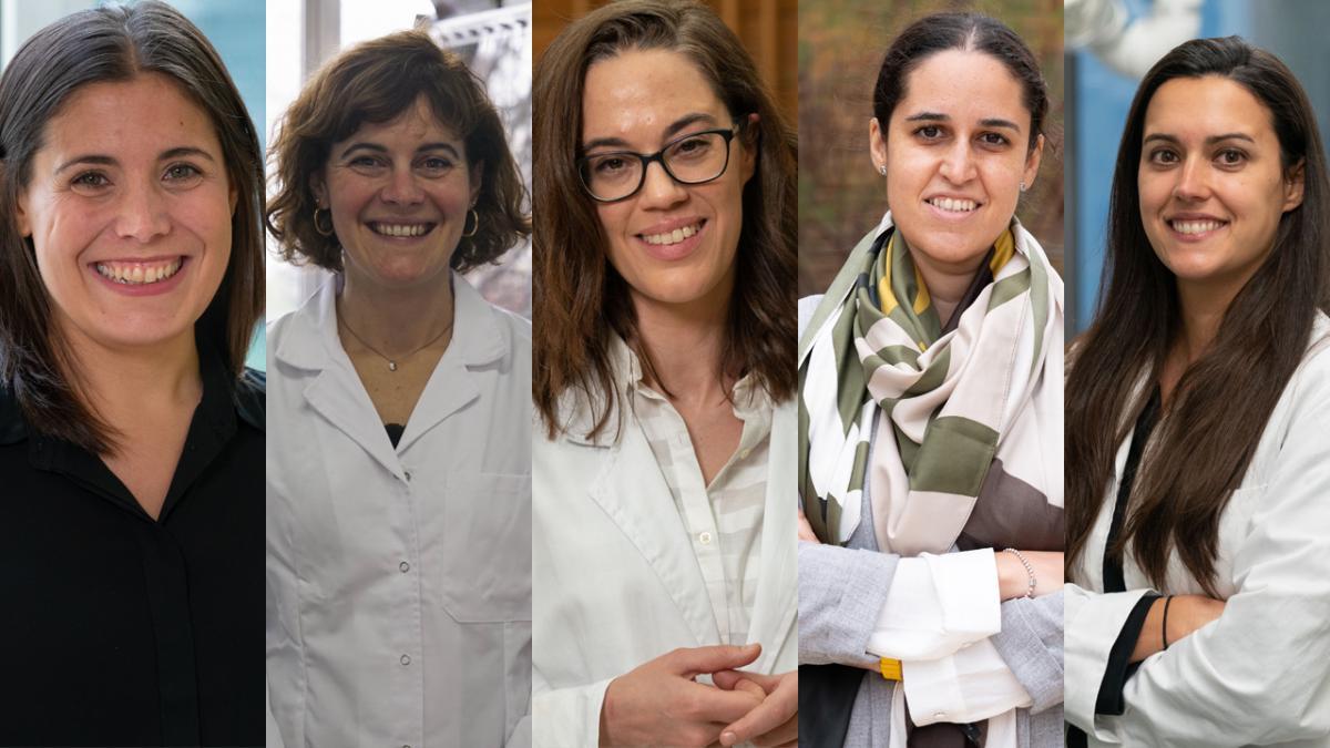 L'Oréal premia a cinco investigaciones españolas realizadas por mujeres menores de 40 años