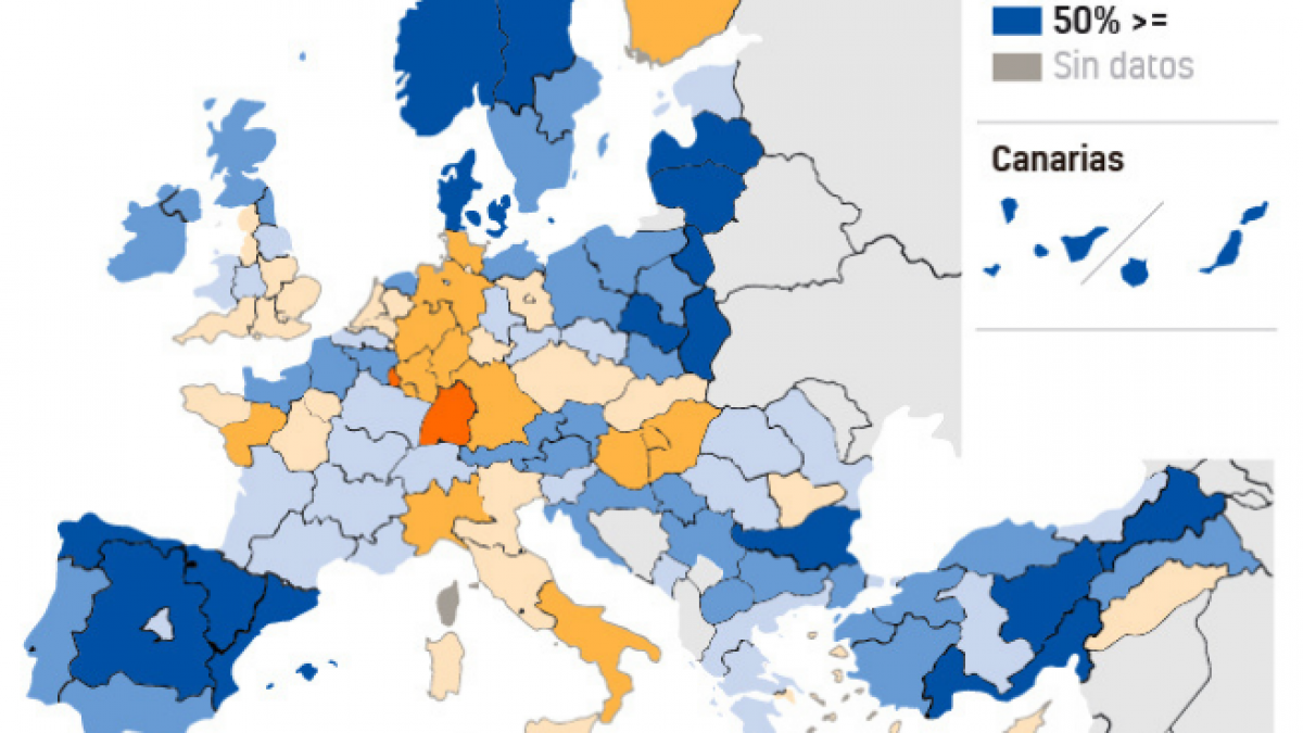 España supera a la media de la UE en paridad en ciencia e ingeniería... pero siguen faltando referentes
