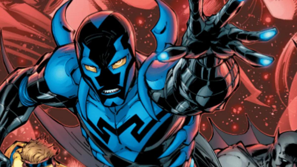 'Blue Beetle' de DC, la película con el primer superhéroe latino ya tiene director