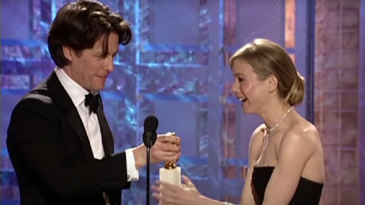 Del valium de Jack Nicholson a los retortijones de Brad Pitt: 20 momentazos de los Globos de Oro