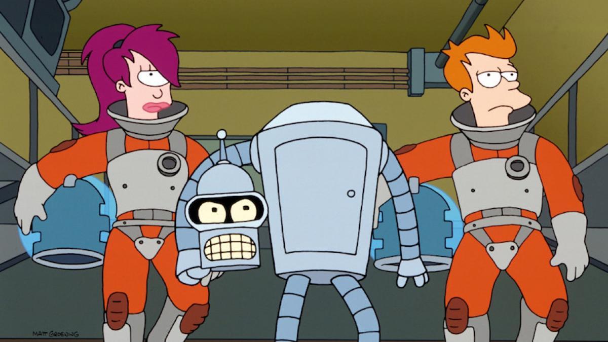El orden de los episodios de 'Futurama' en Disney+ es un desastre pero te ayudamos a corregirlo