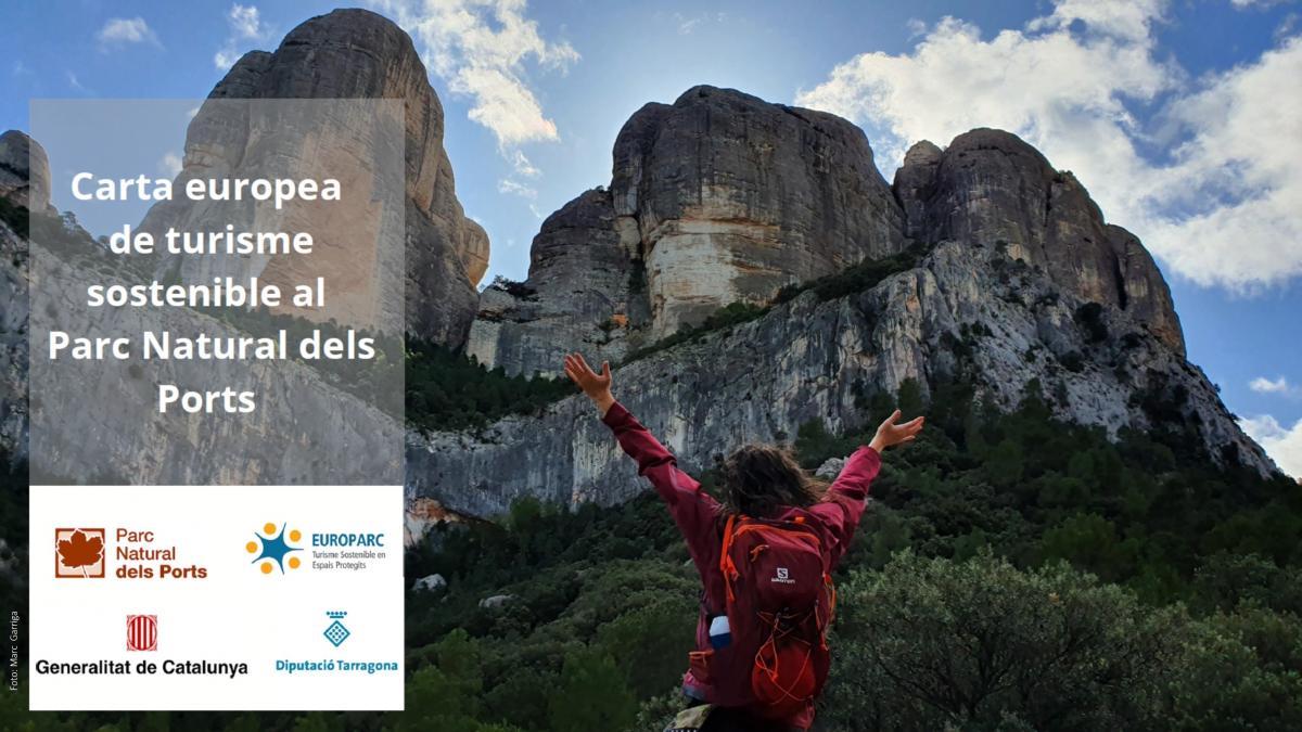 Els Ports (Tarragona) constituye un foro para obtener la Carta Europea de Turismo Sostenible