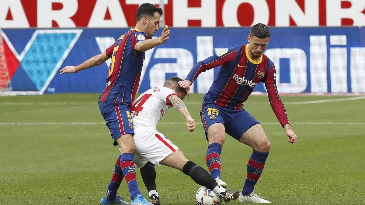Sigue en directo el Barcelona vs. Sevilla de Copa del Rey