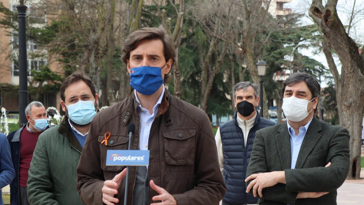 """Montesinos insta a Sánchez a aclarar sus """"líos internos"""" antes de llamar al PP para desbloquear la renovación del CGPJ"""